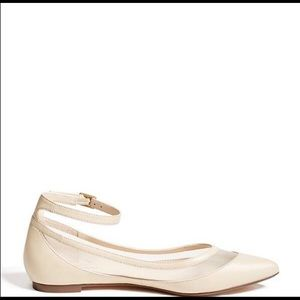 NEW Nude Guess Flats